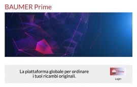 Baumer Prime, it's now available online!